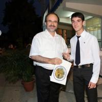 2013 – Γιώργος Χριστοδούλου